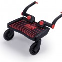 Buggy Board Mini TPE Rojo