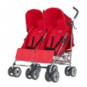 Silla Apolo Twin Roja