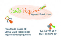 SOLO PEQUES